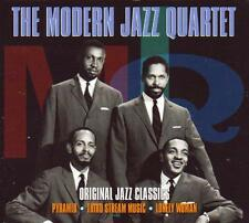 THE MODERN JAZZ QUARTET - ORIGINAL JAZZ CLASSICS (NEW SEALED 3CD)