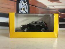 NOREV  - OPEL ANTARA - BLACK PAINT - 1/43 SCALE MODEL CAR - DEALER EDITION