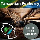 5lbs Tanzania Peaberry UTZ Mount Kilimanjaro Estate Unroasted Green Coffee