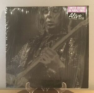 Sonics Rendezvous Band - Live Detroit 1978 LP Hard Rock Vinyl Stooges MC5