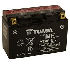 Batterie Yuasa moto YT9B-BS YAMAHA YP400, A, G, Majesty 04-12