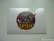 Sticker Marvel Heroes Ultimate Collection #F / Preziosi Collection 2008 NEW