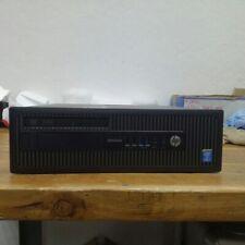 HP 800 G1 CPU i5 4590 8GB RAM 500GB USATO BELLO GARANZIA ELITEDESK C8N26AV