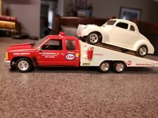 1/24 built,painted, model car carrier/tow truck