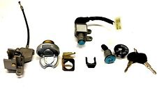 COMPLETE 5 WIRE IGNITION KEY LOCK SWITCH ASSEMBLY 50CC JONWAY MOPED SCOOTER