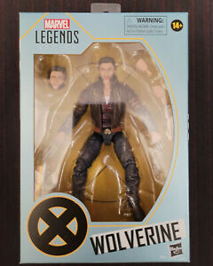 Marvel Legends - Figurine Logan Wolverine (X-Men 20th anniversary) - Hasbro