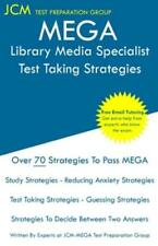 Mega Library Media Specialist - Test Taking Strategies: Mega 042 Exam - Fre...
