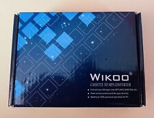 Wikoo Cassette To MP3 Converter - Brand New Factory Sealed