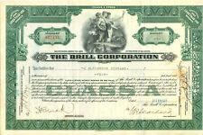 The Brill Corporation 1927