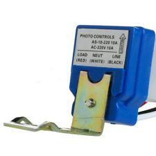 Light Photocell Street Light Control Auto Automatic Photoswitch Sensor Switch