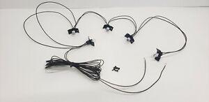 Replacement Wiring Harness For Lund Lighted Sun Moon Cab Visor With LED Bulbs
