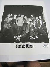 Latin Pop Promotional 8X10 photo's Johnny O, Phaze 3, Kumbia Kings TEXAS