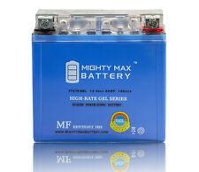 Mighty Max 12V 6AH GEL Battery for Honda 450 TRX450ER, TRX450R 2006-2012