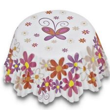 MINI Muffinförmchen Cupcake Papierförmchen Muffin bunte Blumen Städter