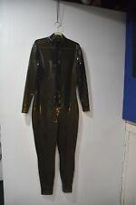 LatexCatfish Rubber Men's Catsuit in Translucent XL