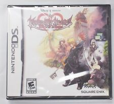 Kingdom Hearts 358/2 Days Nintendo DS  *Brand New* Also works on 3Ds, DSi, 2DS