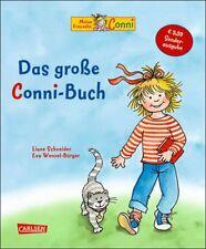 LIANE SCHNEIDER Das große Conni-Buch ********NEU & KEIN PORTO********