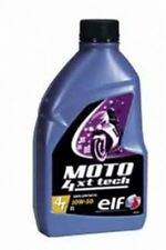 OLIO ELF MOTO 4XT TECH 10W 50 4T