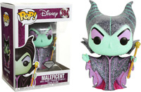 Sleeping Beauty - Maleficent Diamond Glitter Pop! Vinyl Figure Funko 29132