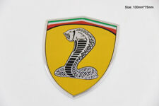 B202 Kobra links Seite Emblem Badge auto aufkleber Motor Sport car Sticker