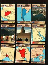 1991 PRO SET DESERT STORM COMPLETE SET 250 CARDS NEAR MINT CONDITION