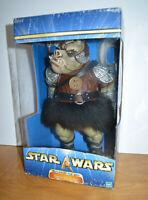 "STAR WARS 12"" GAMORREAN GUARD Action Figure MISB Hasbro 2002"