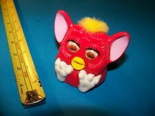 McDonald's  Furby ( plastic ) 1998   Red  /  Yellow Hair