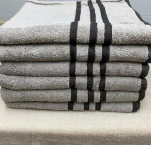 Bath towels 100% cotton soft 550 GSM towels hand bath towel sheet various colors
