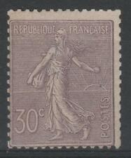 """FRANCE  STAMP TIMBRE 133 """" SEMEUSE LIGNEE 30c LILAS """" NEUF xx TB A VOIR  P065"""
