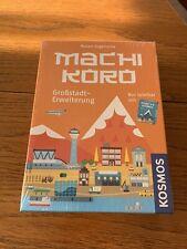 Machi Koro Großstadterweiterung - Brettspiel - Deutsch Neu