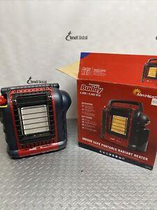 Mr. Heater Portable Buddy Propane Heater 9,000 BTU, Model# MH9BX Y-26