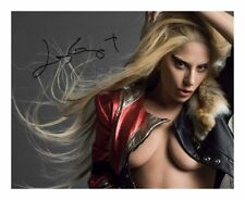 LADY GAGA SIGNED AUTOGRAPHED A4 PP PHOTO POSTER 2