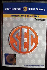 Official Licensed NCAA College Football Tennessee SEC Conference Patch