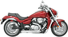 Bassani Manufacturing Pro Street Turn Out Exhaust System Chrome SM9-3TO Steel