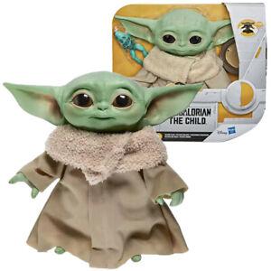 Baby Yoda Official The Child Star Wars Mandalorian Talking Plush Toy