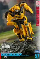 New Transformers 6 Hasbro Bumblebee Jeep Studio Series 57 Action Figure In Stock