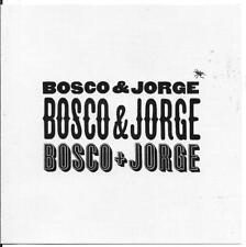 BOSCO & JORGE cd Tortoise The Aluminum Group for fans of John Fahey Robbie Basho