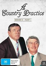 A Country Practice :Series 9 :Part 1 (DVD, 2014, 11-Disc Set) LIKE New Region 4