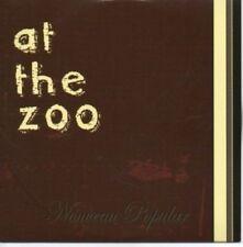(AF21) At The Zoo, Nouveau Popular - DJ CD