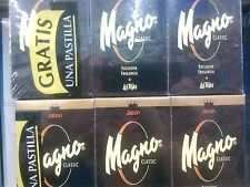 12 - 4 OZ SOAP BARS - MAGNO LA TOJA BLACK SOAP FROM SPAIN NO DETERGENT 12 BARS!!