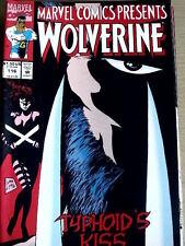 Marvel Comics presenta n°116 1992 : Wolverine / Ghost ed. Marvel Comics  [G.190]