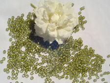 6/0 Toho Seed Beads 58-Inside Color Black Op Yellow/28g