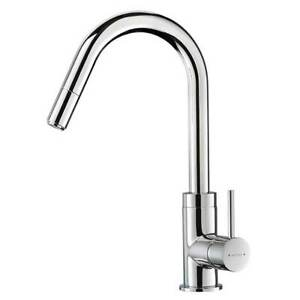 Methven Kitchen Sink Mixer Basin Tap Spout Chrome Faucet Laundry Brass Pull Out