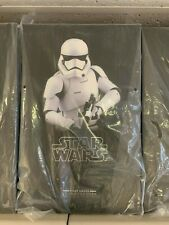 STAR WARS FORCE AWAKENS 1ST ORDER STORMTROOPER 1/6 SCALE FIGURE HOT TOYS MMS