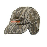 Nomad Harvester Camo Hunting Flap Cap N3000112