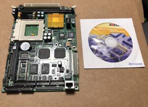 AAEON PC/104 PCM-6890B REV.B1.0 Embedded PC w/ AAEON CD - USA Fast Shipping!