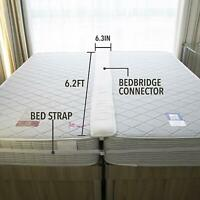 Bed Bridge For Adjustable Bed Twin Bed Converter To King Mattress Gap Filler