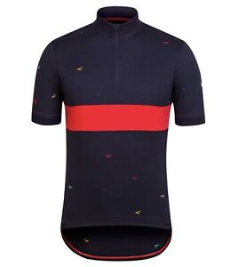 Rapha Tempest Special Edition Club Jersey Navy Blue Size Medium BNWT