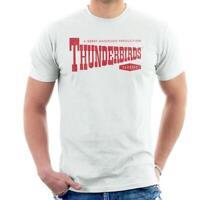 Thunderbirds Classic Logo Men's T-Shirt