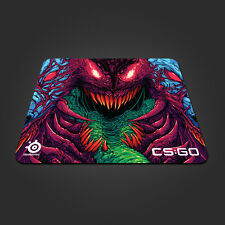 Official Limited Edition CSGO Hyper Beast Mousepad by Valve SteelSeries (New)